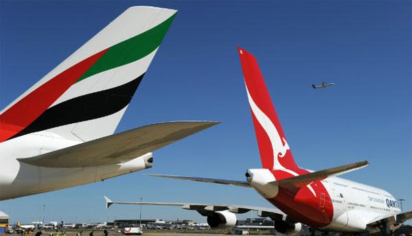Qantas - Emirates