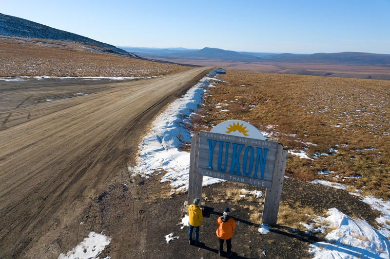 Canada's Only Arctic Circle Drive Turns 40