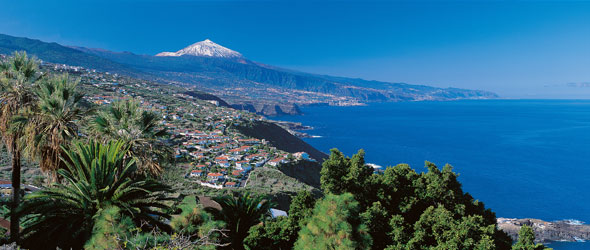 Tenerife's Natural Beauty Continues To Amaze