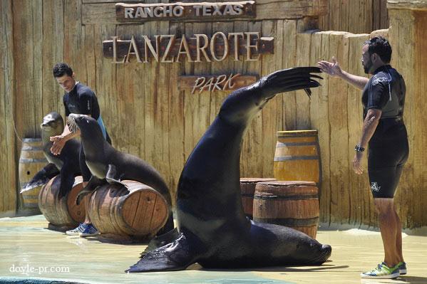 Lanzarote Rancho Texas Park