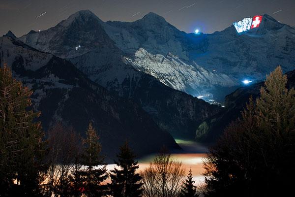 Jungfrau Winter 2013
