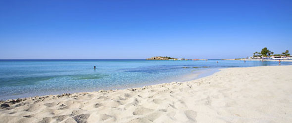 Cyprus Blue Flag Beaches 2011