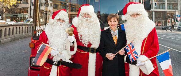 Düsseldorfer Weihnachtsmarkt 2011