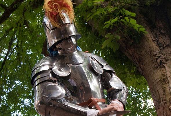Yorkshire Medieval Festival 2012