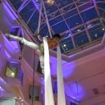 Silja Line Acrobatic show