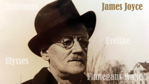 James Joyce exhibition tours Finland