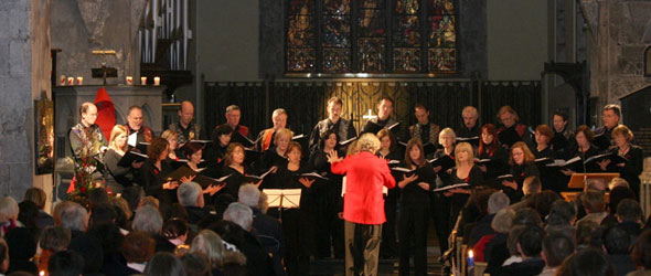 The Cork International Choral Festival