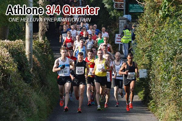 athlone 3/4 marathon