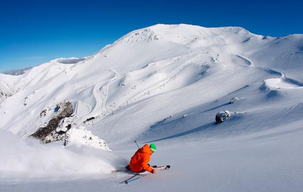 Mt Hutt - New Zealand