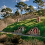 Hobbit locations