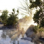 Getting into hot water in Rotorua