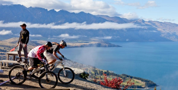 Queenstown Biking