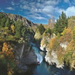 Shotover – riding New Zealand's red boats