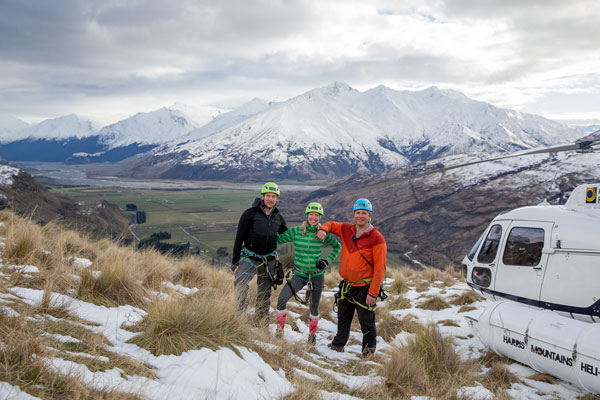 Lord of the Rungs adds New Zealand's adventure tourism