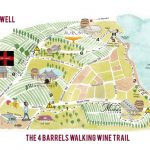 Walking wine trail offers new experience in Central Otago