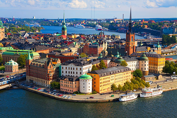 The Colours of Stockholm