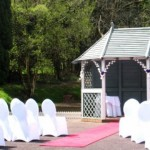Falcondale for outdoor weddings