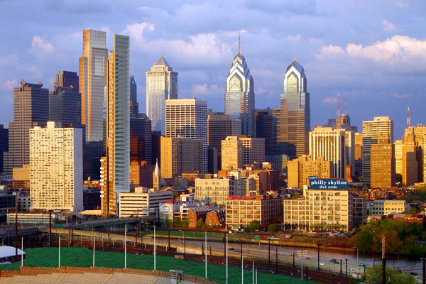 the city of philadelphia