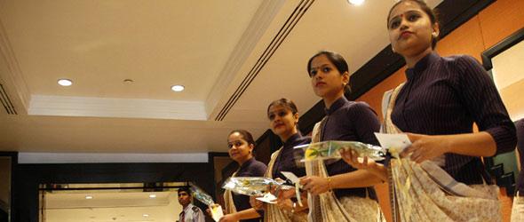 Oberoi Gurgaon to Host World Travel Awards 2012