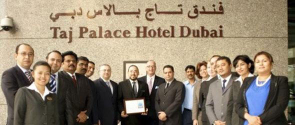 Taj Palace Dubai