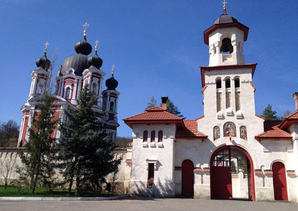 Moldovia Monastry