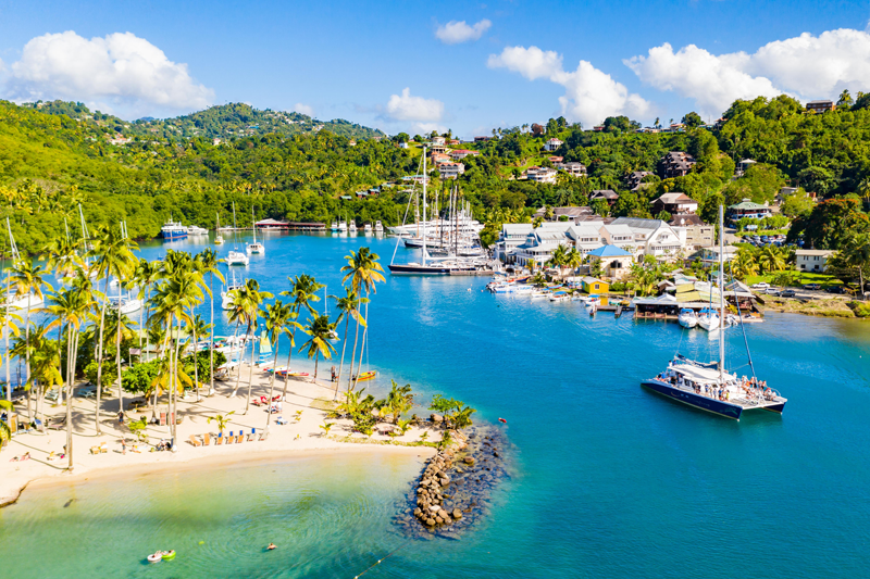 Marigot Bay Marina Looks to Bumper Yachting Season