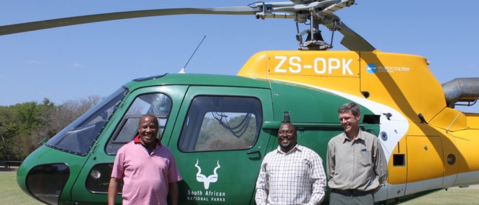 Department congratulates new SANParks CEO